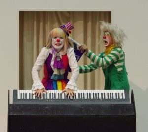 オーバートーンのピアノ