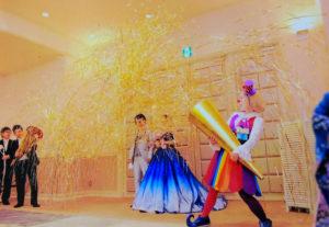 カノン結婚式